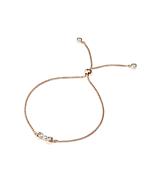 18kt Rose Gold Vermeil San Shi Blue Topaz Bracelet