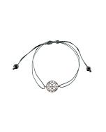 Sterling Silver Embracing Grief Bracelet
