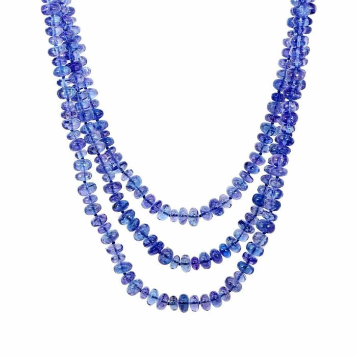 Diamond Fleur De Lys Necklace