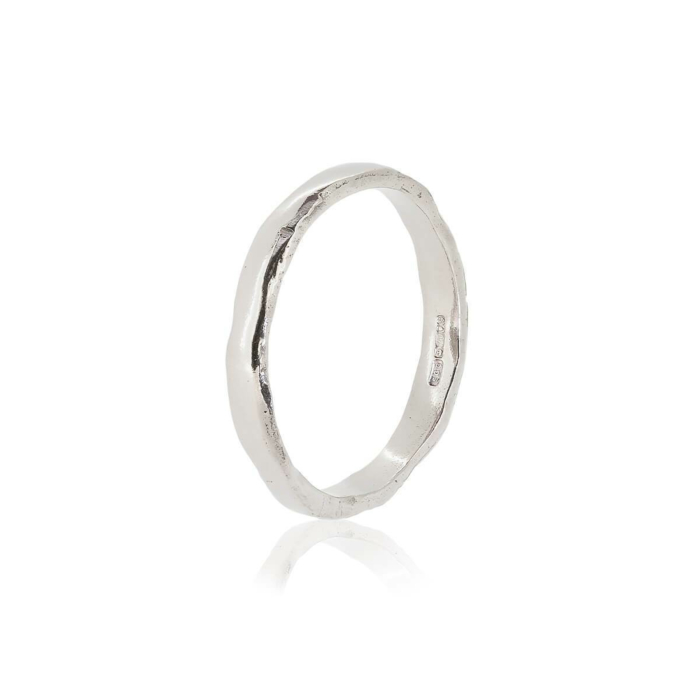 Taw Platinum Ring