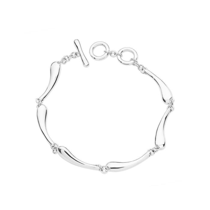6 Drop Bracelet