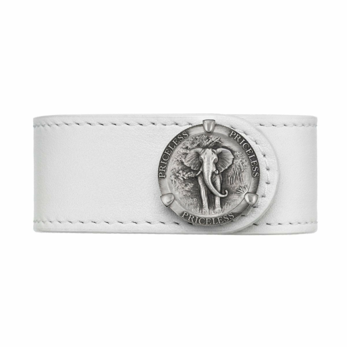 Be Priceless Bracelet Fine Silver and Sterling Silver