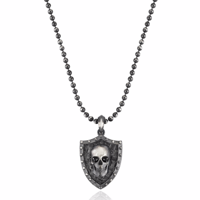 Vanguard Skull Necklace