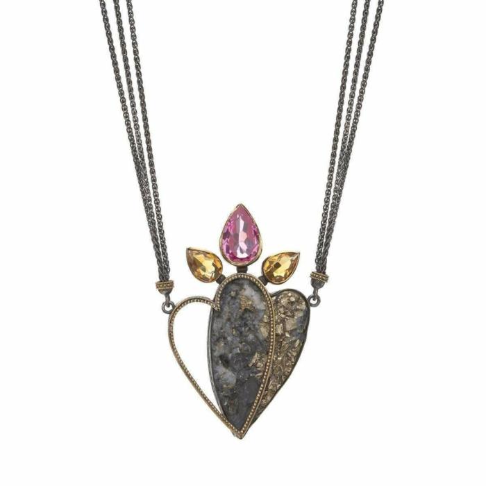 Desert's Flower necklace