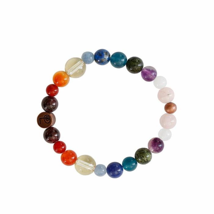 Healing Rainbow Bangle
