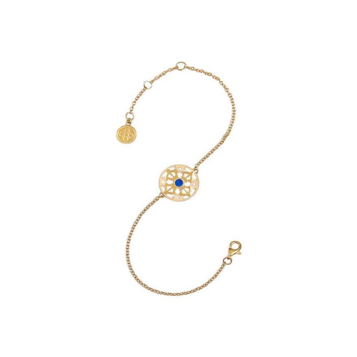 The Eternity of Wisdom Yellow Gold Bracelet