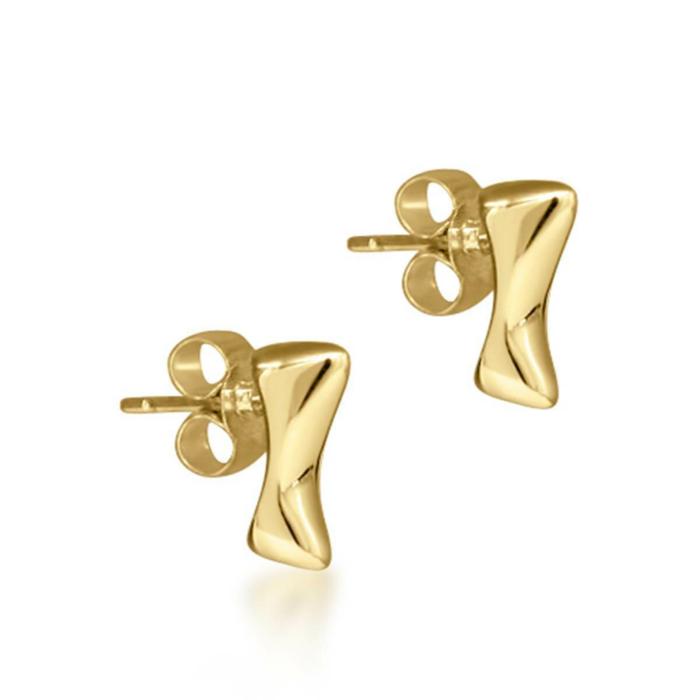 Fairtrade Meteor Stud Earrings