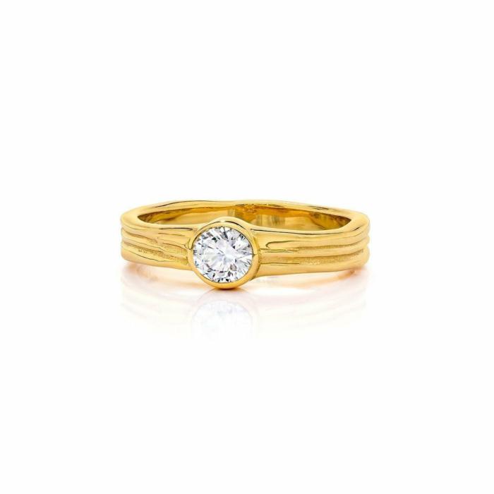 Waterfall Wedding-Engagement Ring