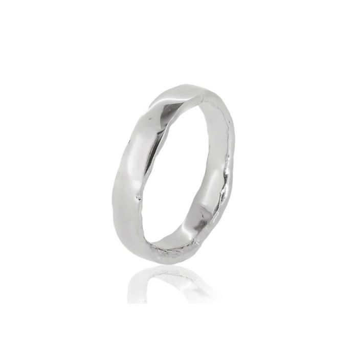 Sid Platinum Ring