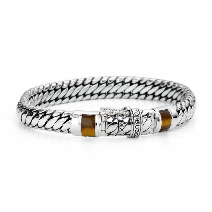 Ben XS Stone Bracelet Tiger Eye