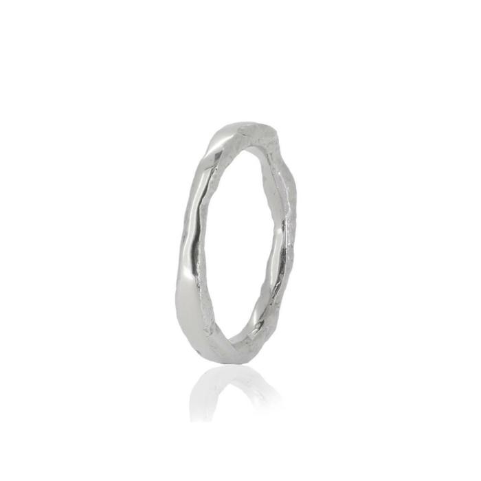 Bray Platinum Ring