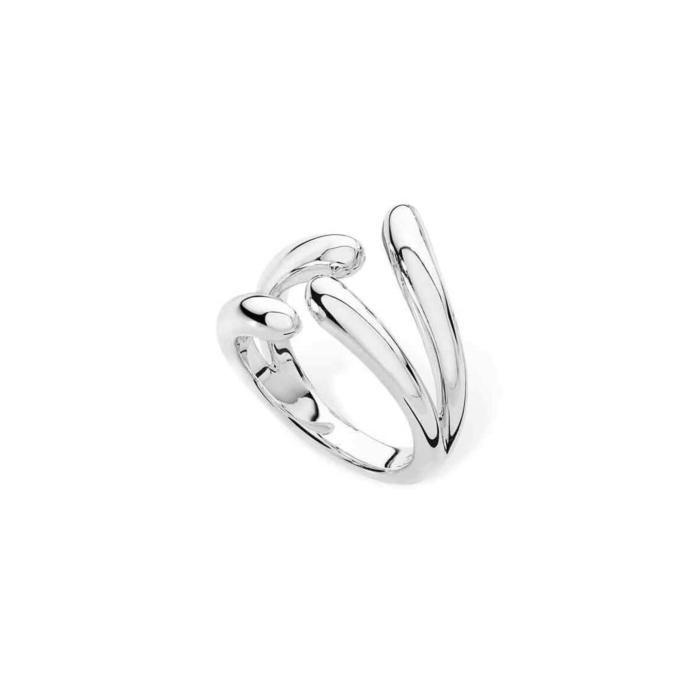 4 Drip Midi Ring