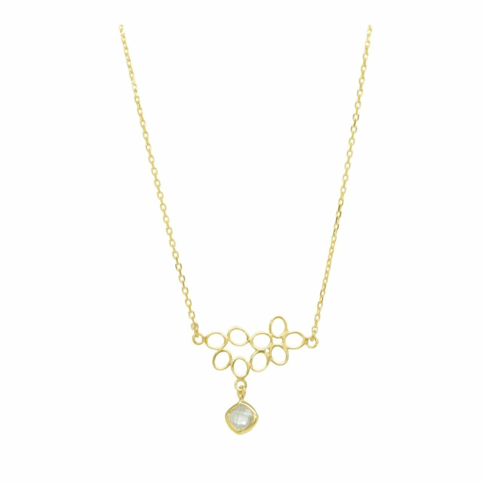 Gold Nectar Necklace
