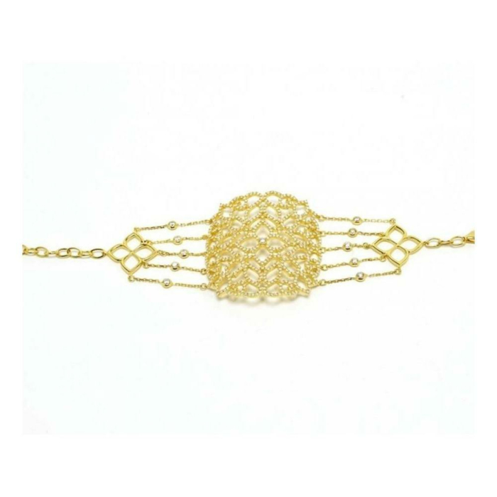 22kt Gold Vermeil Filigree Bracelet
