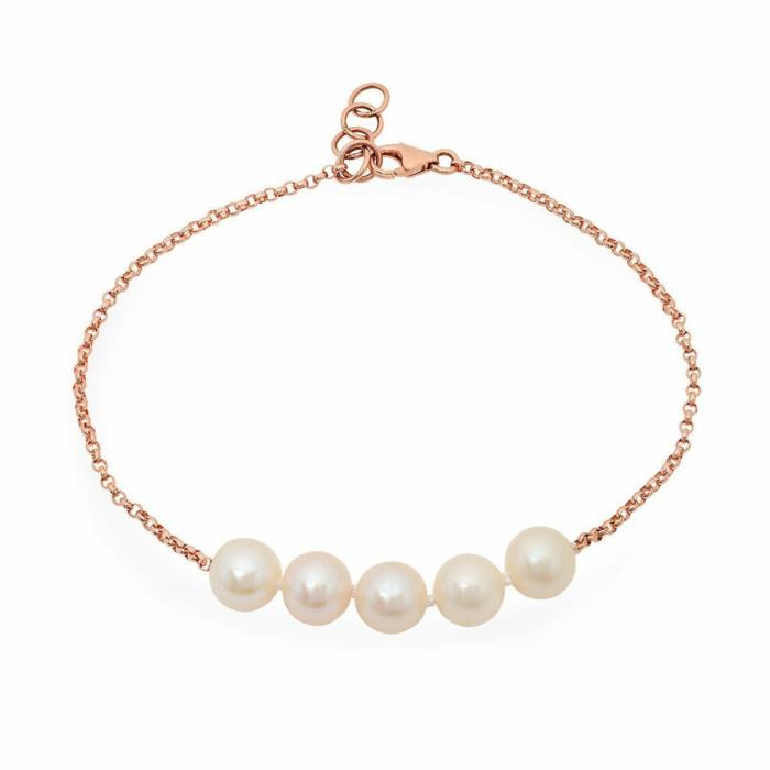 Viola Strand Bracelet