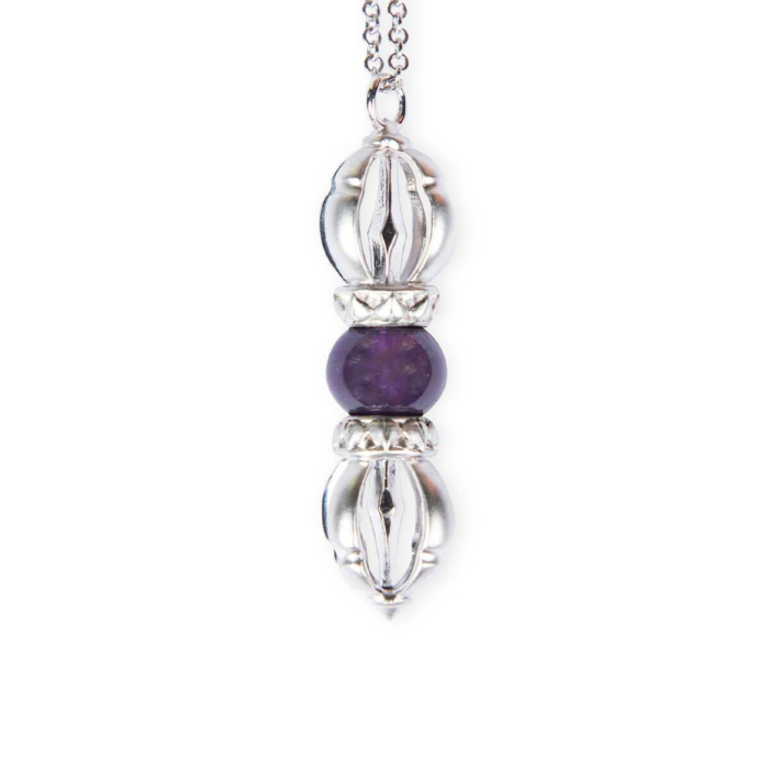 The Serenity of Harmony White Gold Necklace