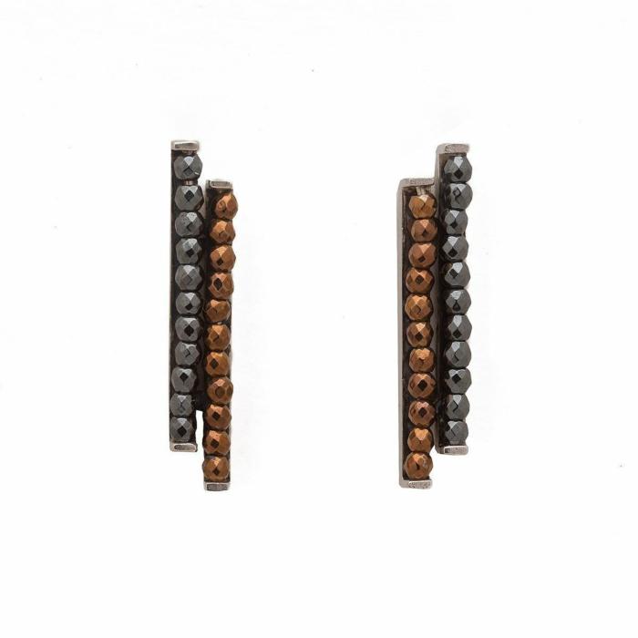 Corona Earrings