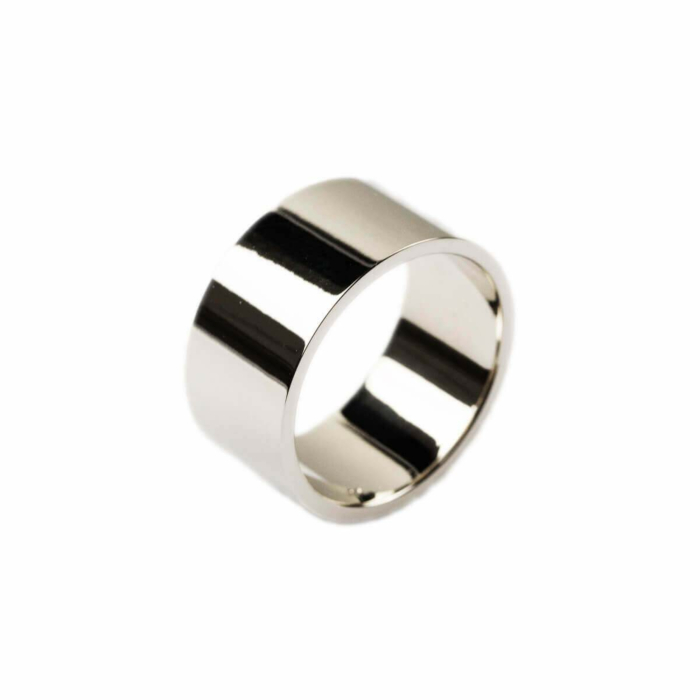 14kt White Gold Bold Essential Ring