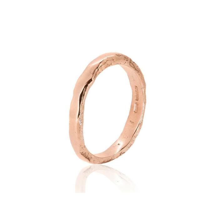 Otter Rose Gold Ring