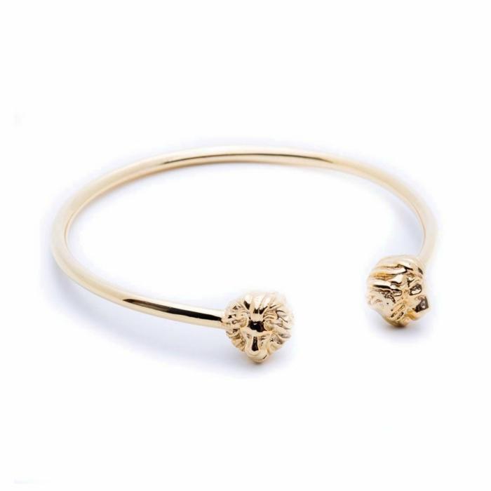 Leo Cuff Bracelet