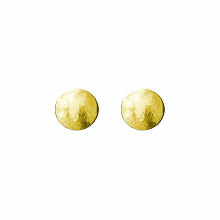 Gold Marrakech Stud Earrings