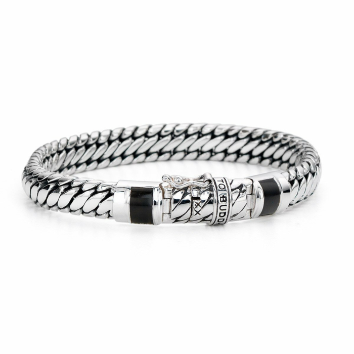 Ben XS Stone Bracelet Onyx by Buddha To Buddha