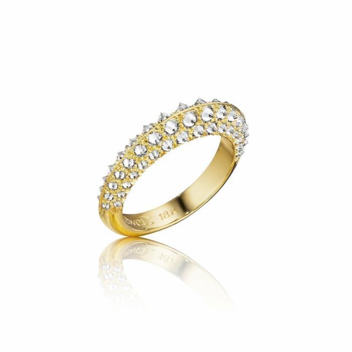 Arctic Diamond Ring