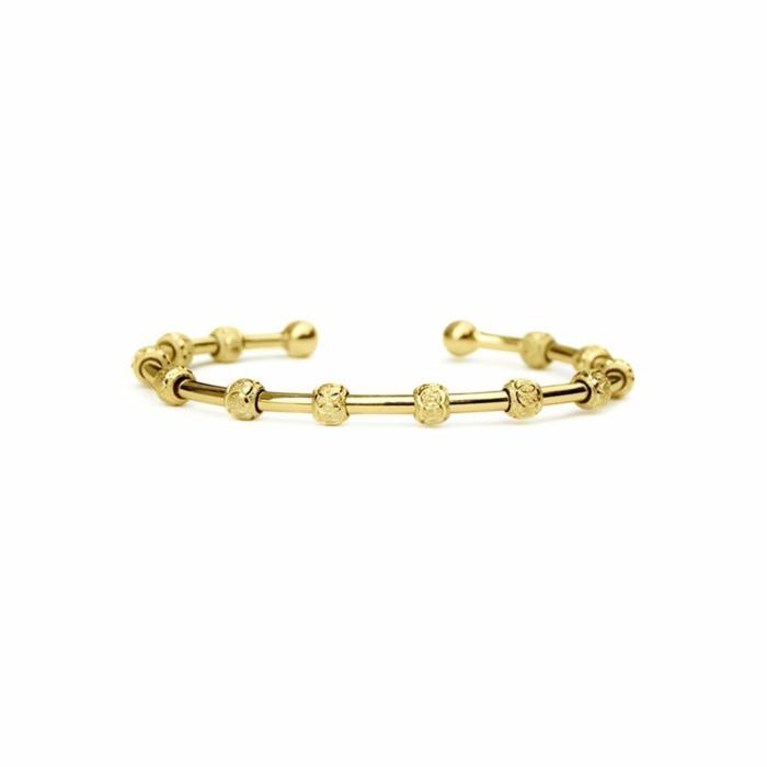 Bride To Be Golden Bracelet