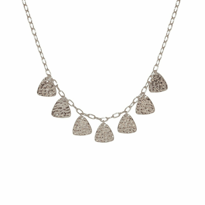 Sterling Silver Tribal Necklace