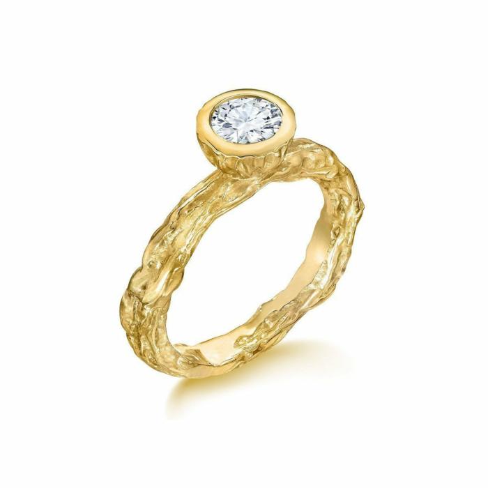 Banyan Tree Wedding/Engagement Ring
