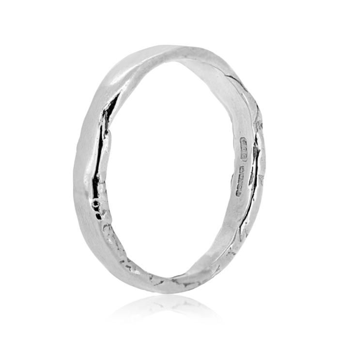Tavy Platinum Ring