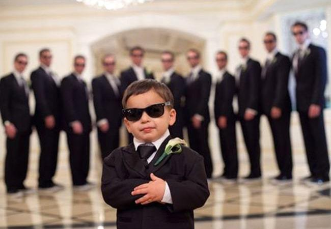 The Funniest Wedding Photos Of All Time