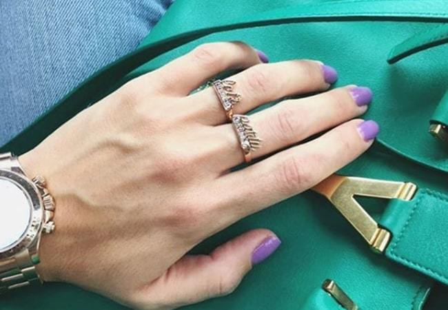Spell it out with Word-Inspired Jewellery