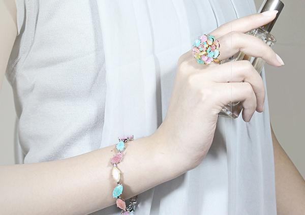 Spring Awakening: Pastel Gemstones are in
