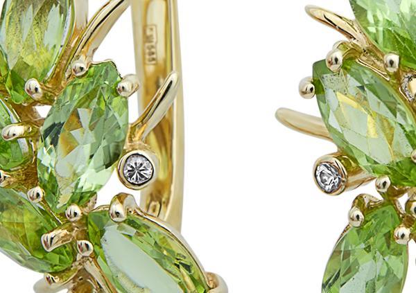 August birthstone: 6 Peridot Jewellery Picks