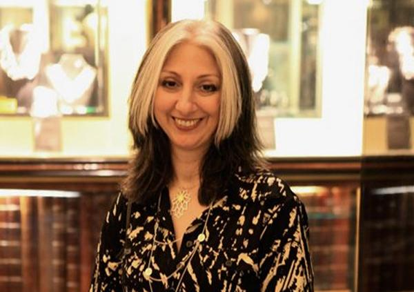 Get to know Sima Vaziry
