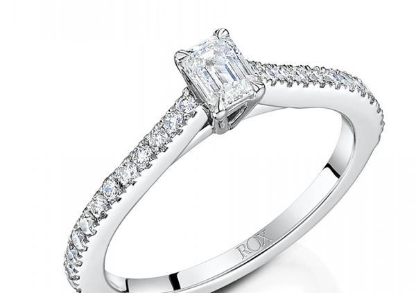 Emerald Cut Diamonds: The Gemstone Guide