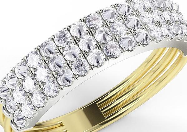 The best kept secret: Diamonds with a hidden message