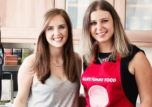 Meet London Food Vlogger: Alla Driksne