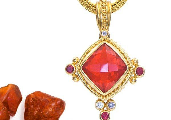 Fire Opal Meaning: The Gemstone Guide