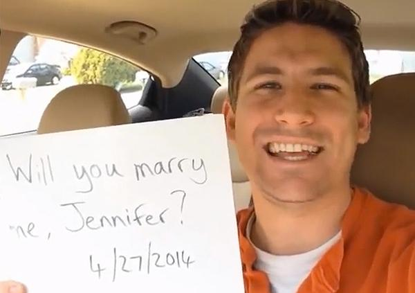 Top 10 Wedding Proposals in the World