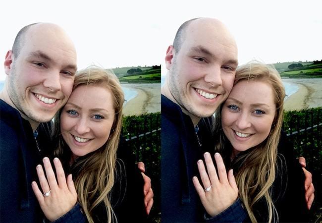 Sophie & Oliver's Proposal Story
