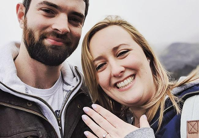 Georgina &  Stuart's Proposal Story