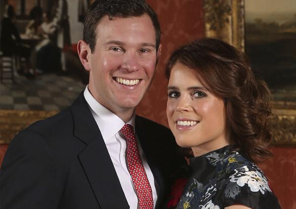 Princess Eugenie's rare engagement ring is worth £100,000