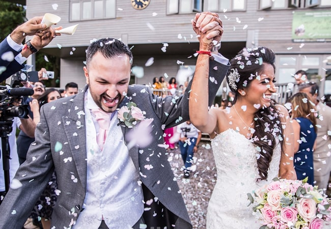 Top 10 Best Wedding Videographers in Leicester