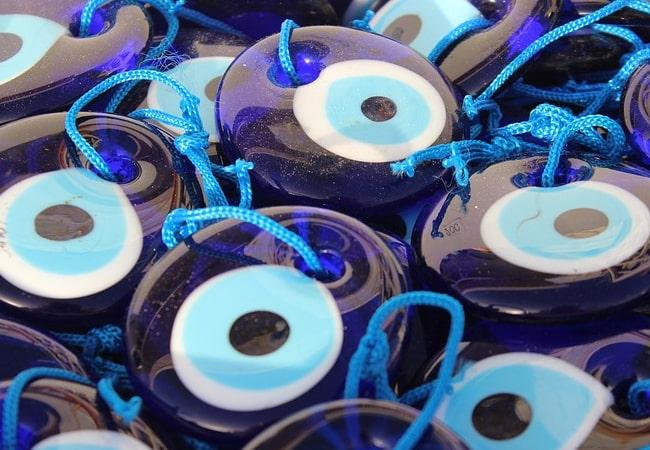 The All Seeing Eye: Evil Eye Jewellery