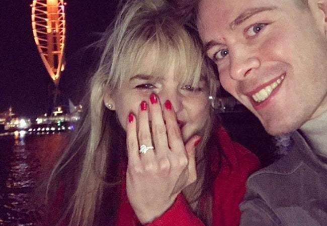 Alana & Stuart's Proposal Story