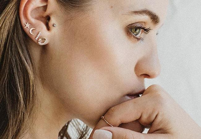 Popular Ear Piercings of 2019