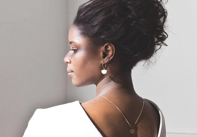 The classic wedding jewellery for you