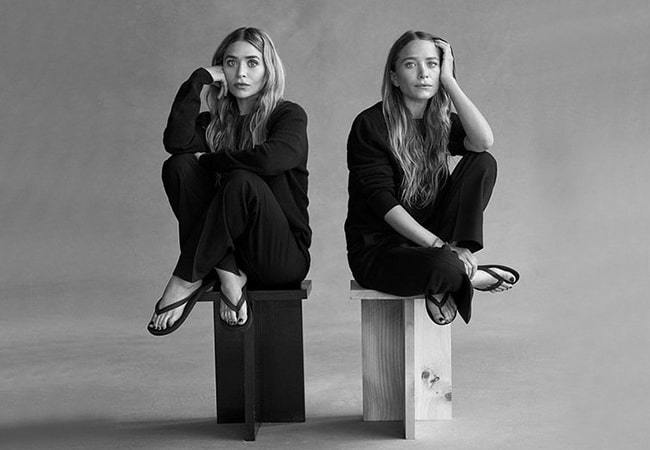 A Style Lesson From The Olsen Twins
